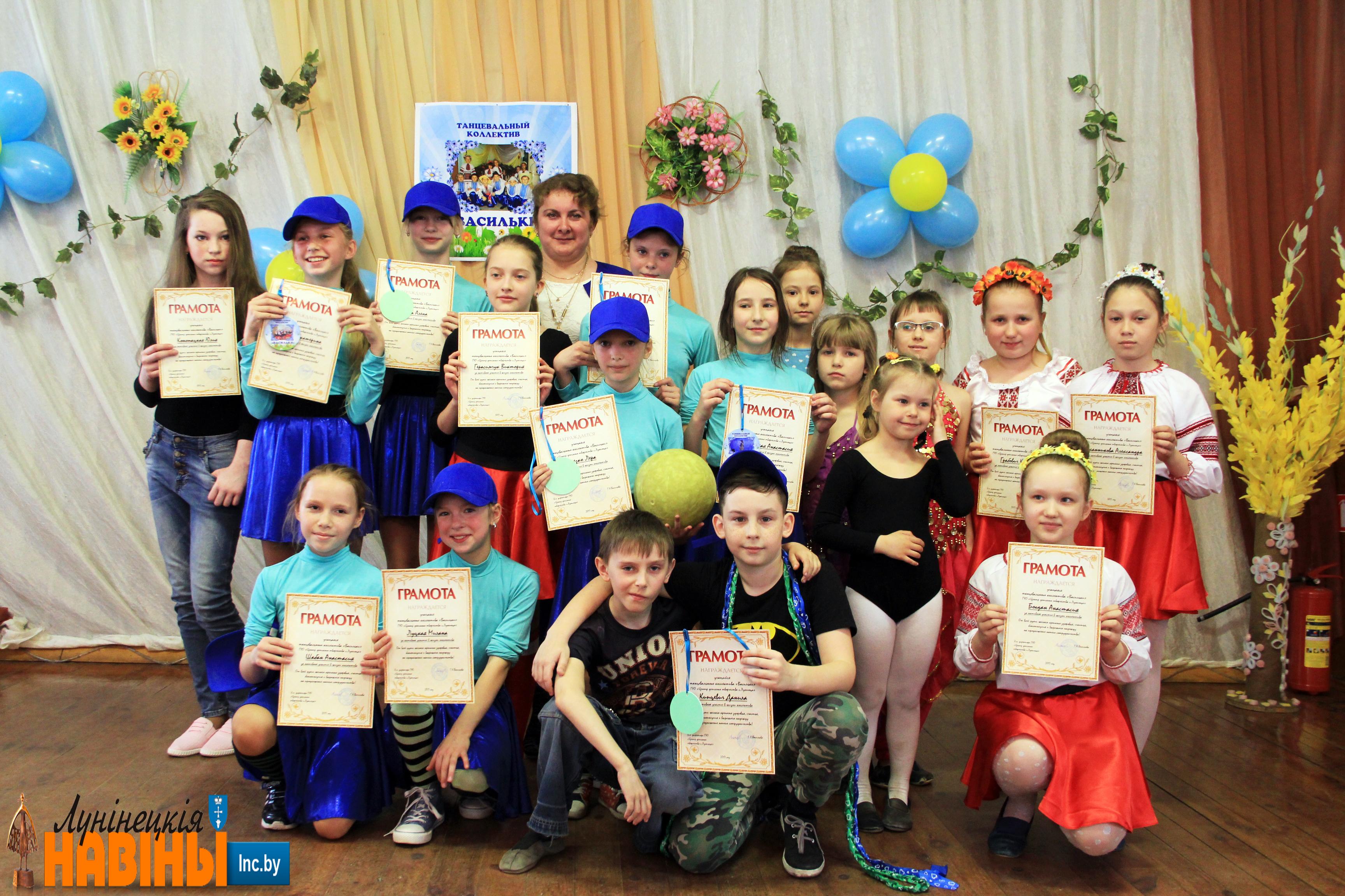 Photo of Закружыўся ў танцы «Васілёк»