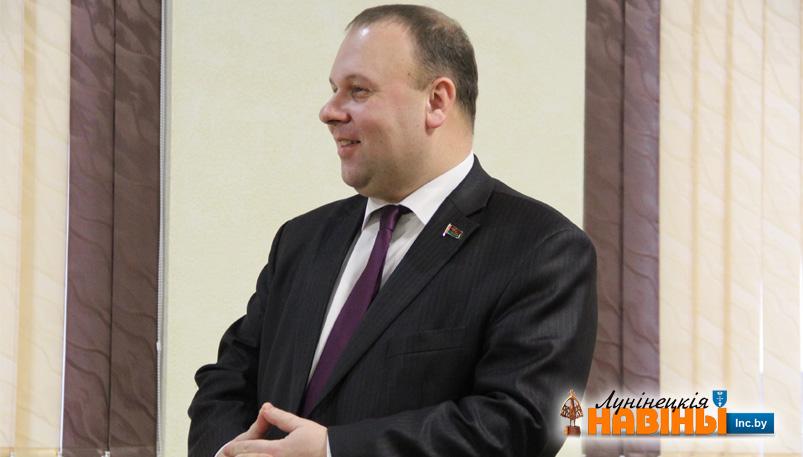 Photo of Прием в Синкевичах проведет председатель райсовета Виктор Рафалович