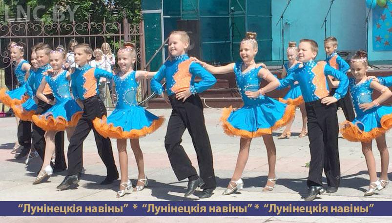 Photo of Танцевальный коллектив «Абиссаль» выступил в Столине