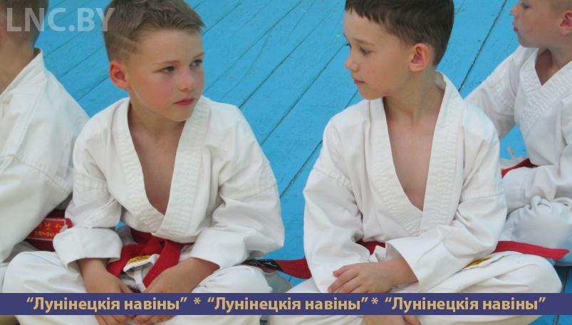 Photo of В спаррингах юных «Самураев» в рамках первенства клуба приняли участие более 70 человек