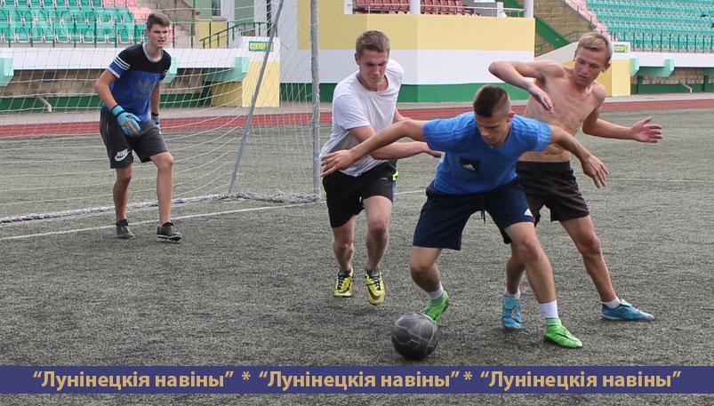 Photo of Турнир по мини-футболу в честь освобождения Лунинецкого района от фашистских захватчиков прошел на стадионе «Полесье»
