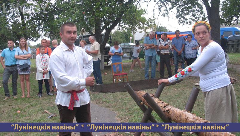 "Photo of ""Властелинами села"" стали Хилюки из Дребска"