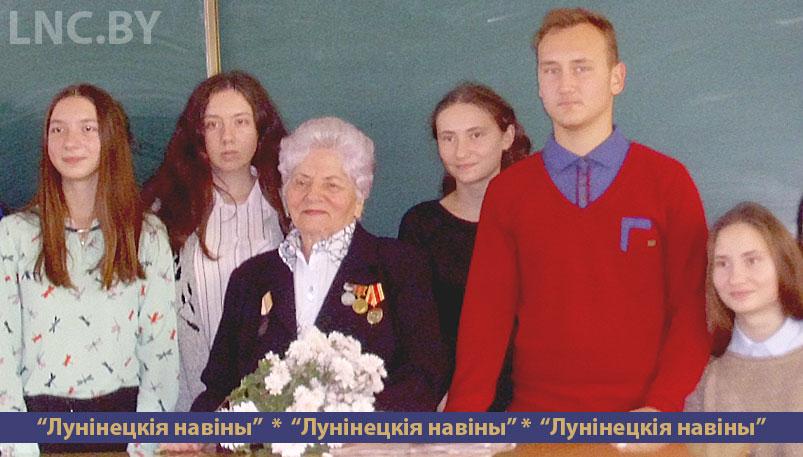 Photo of Встреча с комсомольским лидером, приуроченная к 100-летнему юбилею организации, прошла в СШ №1 в Лунинце