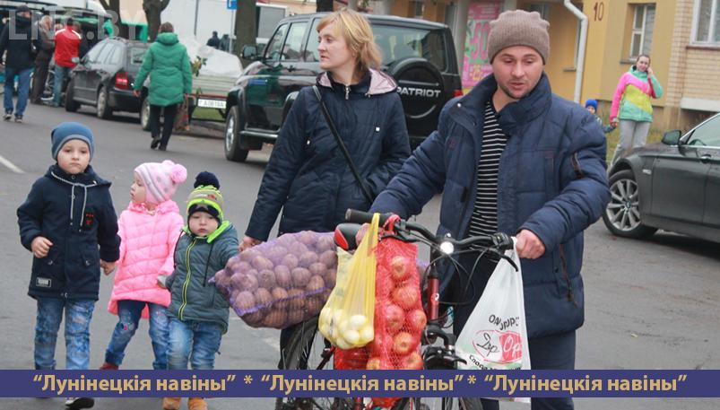 Photo of В Лунинце пройдет 4 осенние ярмарки, в Микашевичах – 2