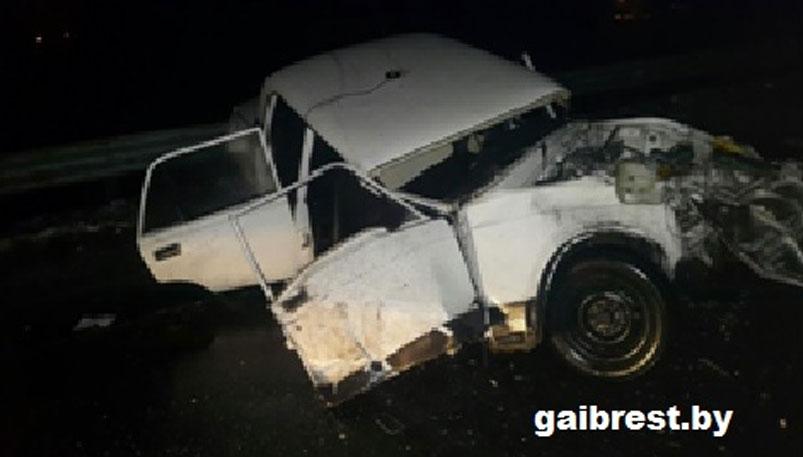 Photo of В ДТП погиб милиционер