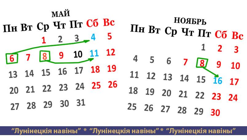 Photo of График переноса рабочих дней в 2019 году утвержден в Беларуси