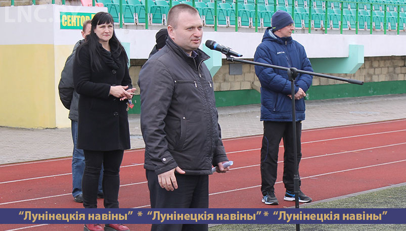 """Photo of Международный турнир стартовал на стадионе """"Полесье"""""""