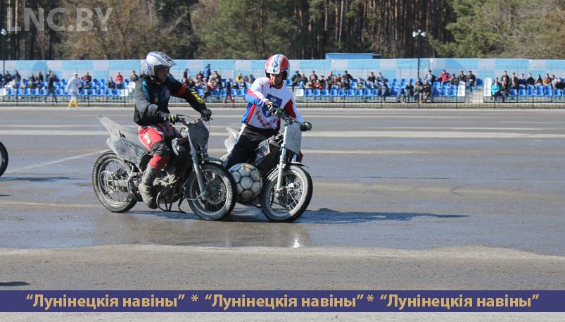 Photo of В Лунинце пройдет первенство Беларуси по мотоболу