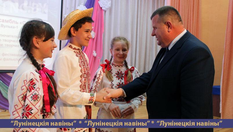 Photo of В ГДК собрались самые талантливые дети Лунинетчины