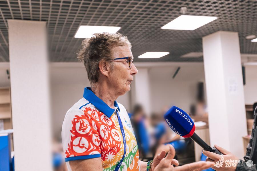 Photo of Главный пресс-центр II Европейских игр принял первых журналистов
