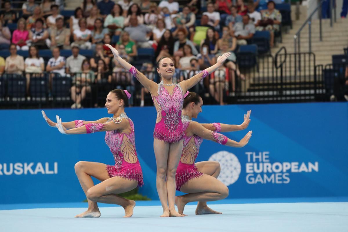 Photo of Первое золото Беларуси на II Европейских играх