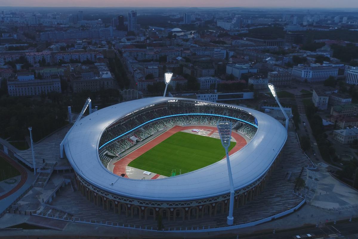 Photo of Началась подготовка к церемонии открытия II Европейских игр