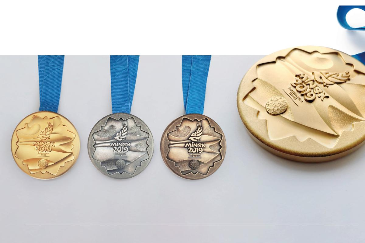 Photo of В мире презентовали медали II Европейских игр 2019 года