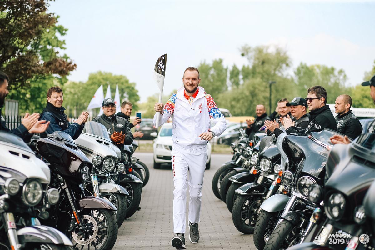 Photo of «Пламя мира» встретили в Польше