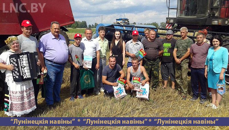 Photo of На Лунинетчине идет соревнование среди уборочных экипажей