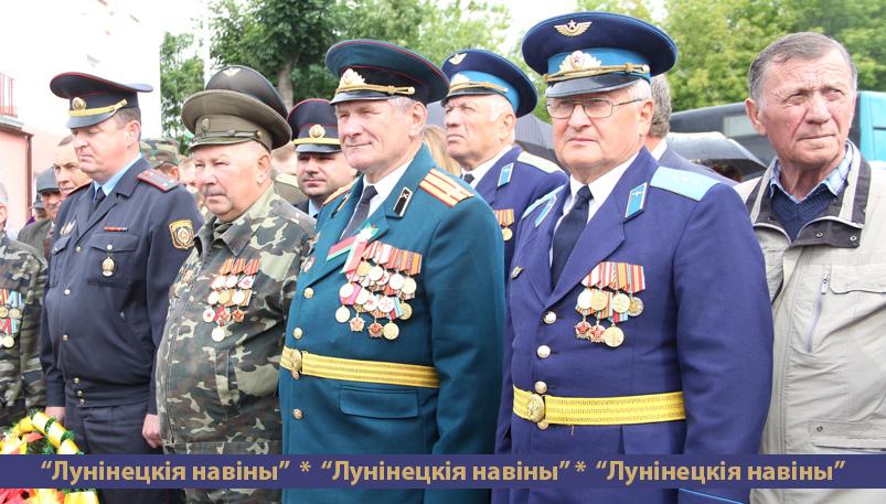 Photo of День освобождения Лунинецкого района