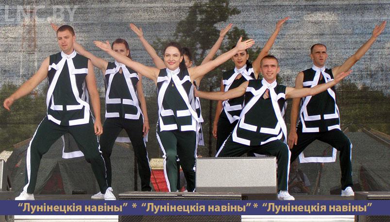 Photo of Микашевичи. День строителя и День города