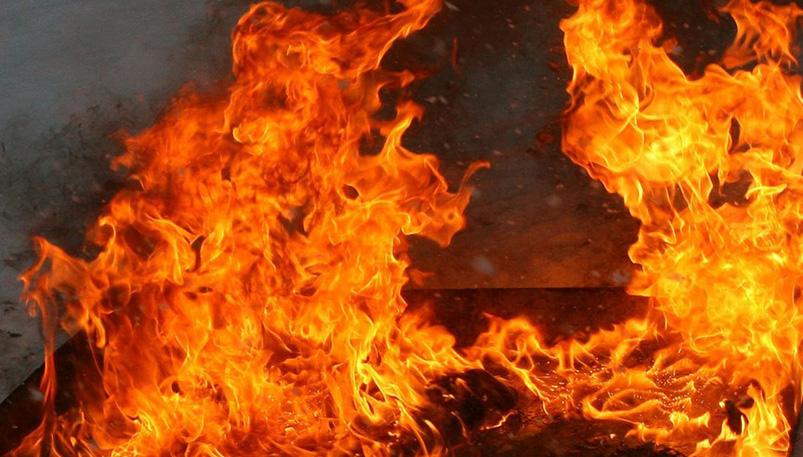 Photo of Пожар произошел в Лунине