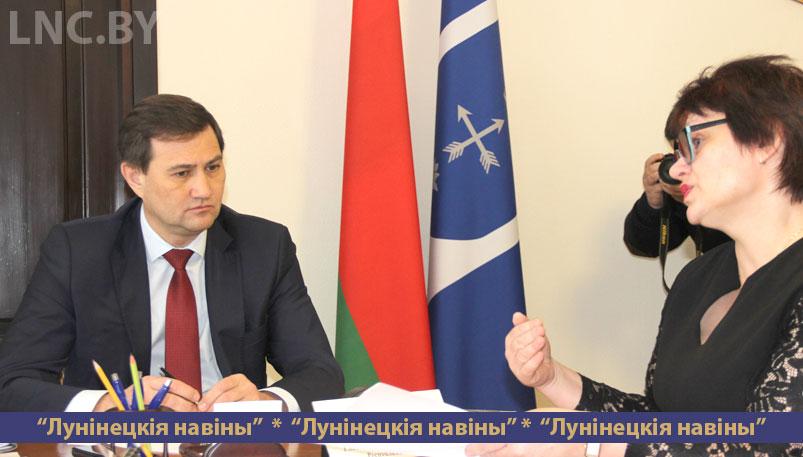 Photo of Первый заместитель Главы Администрации Президента Республики Беларусь провел прием на Лунинетчине