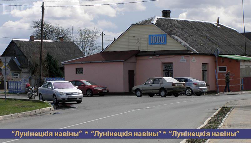 """Photo of Автостоянка появится рядом с магазином """"Хит"""" в Микашевичах"""