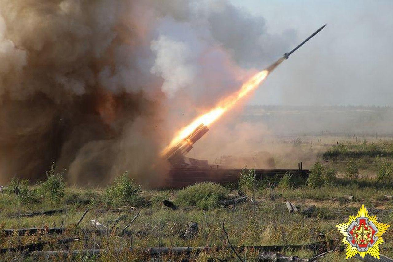 Photo of В Беларуси проводятся тактические учения с подразделениями ракетных войск Вооруженных Сил