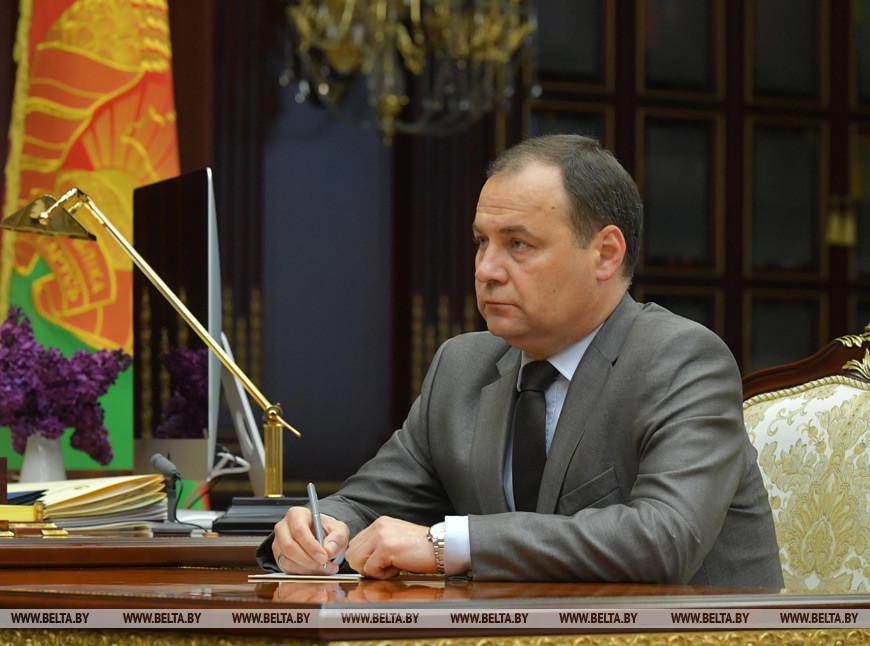 Photo of Головченко: в Беларуси к концу 2025 года не должно быть отстающих регионов