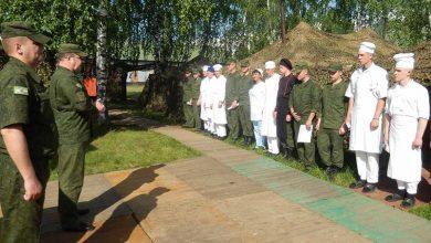 Photo of Уроженка Лунинца приняла участие в армейском международном конкурсе