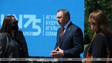 Photo of Макей подтвердил намерение Беларуси пригласить международных наблюдателей на выборы