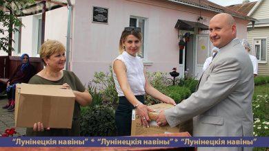 Photo of Спонсорскую помощь передали отделению круглосуточного пребывания пожилых граждан и инвалидов