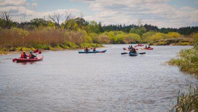 Photo of Водный поход на легких лодках появился в перечне услуг представителей микашевичского экотуризма