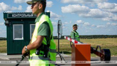 Photo of Белорусские пограничники усилили оперативное прикрытие границы