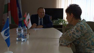 Photo of Прием граждан проводит председатель райсовета Виктор Рафалович