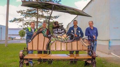 Photo of На «Граните» подвели итоги конкурса по созданию новых элементов благоустройства