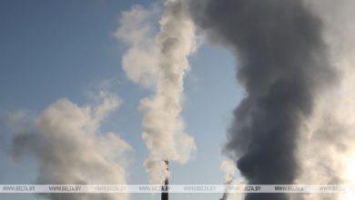 Photo of Выбросы загрязняющих веществ в атмосферу с 2015 года снизились на 2,2% – Минприроды