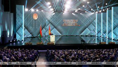 Photo of Послание Александра Лукашенко белорусскому народу и Национальному собранию