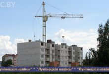 Photo of Ввод жилья в Беларуси в январе-октябре увеличился на 6,9%