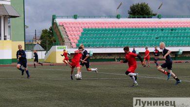 """Photo of """"Luninec junior cup-2020"""" прошел на стадионе """"Полесье"""""""