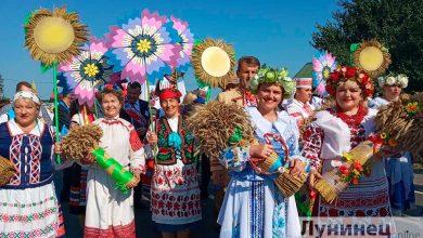 """Photo of На областные """"Дожинки"""" в Дивин отправились лунинчане"""