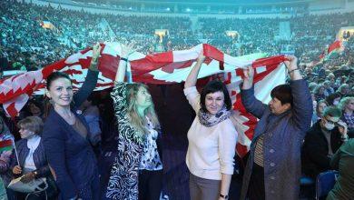 Photo of Форум «Женщины за Беларусь!»