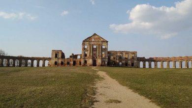 Photo of Руины центрального корпуса и аркад Ружанского дворца планируют законсервировать