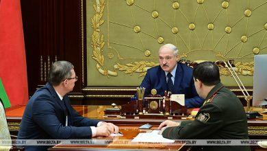 Photo of Александр Лукашенко назначил нового Генерального прокурора Беларуси