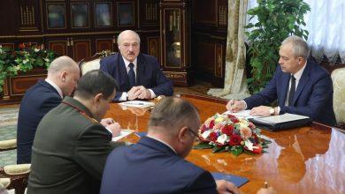 Photo of Александр Лукашенко принял кадровые решения