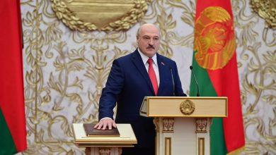 Photo of Александр Лукашенко вступил в должность Президента Беларуси