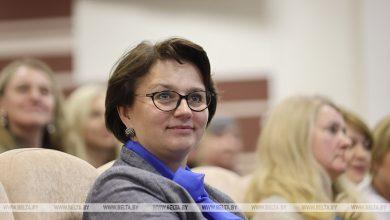 Photo of Новым председателем Белорусского союза женщин избрана Елена Богдан