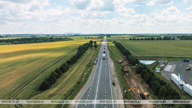 Photo of Реконструкцию автодороги Р23 Минск-Микашевичи планируют завершить в ноябре 2021 года