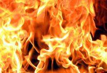 Photo of Пожар повредил спортшколу в Лунинце