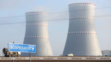 Photo of Энергоблок №1 БелАЭС выработал первый миллиард киловатт-часов электроэнергии
