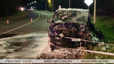 Photo of При лобовых столкновениях на дорогах Брестской области с начала года погибли 9 человек
