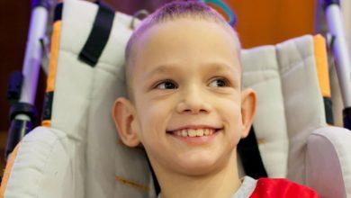 Photo of Поможем Артуру Савчуку: мальчику необходима специализированная коляска!
