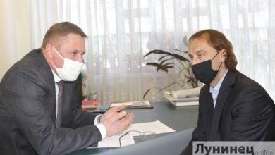 Photo of Геннадий Борисюк провел прием в Микашевичах